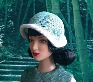 Aquamarine (Hats by Gudrun)