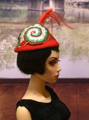 Escargot (Hats by Gudrun)
