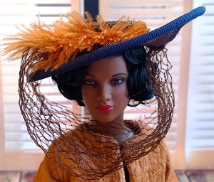 My Own Duchess (Hats by Gudrun)