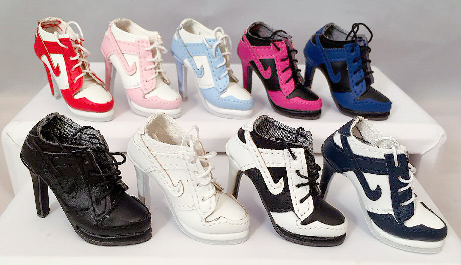 a65c05b82cbb Swoosh Sneaker Heel (For Ellowyne)