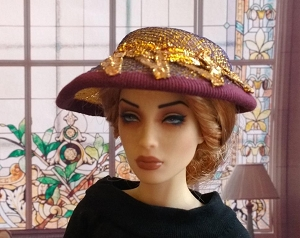 Nothing Like Gold (Hats by Gudrun)