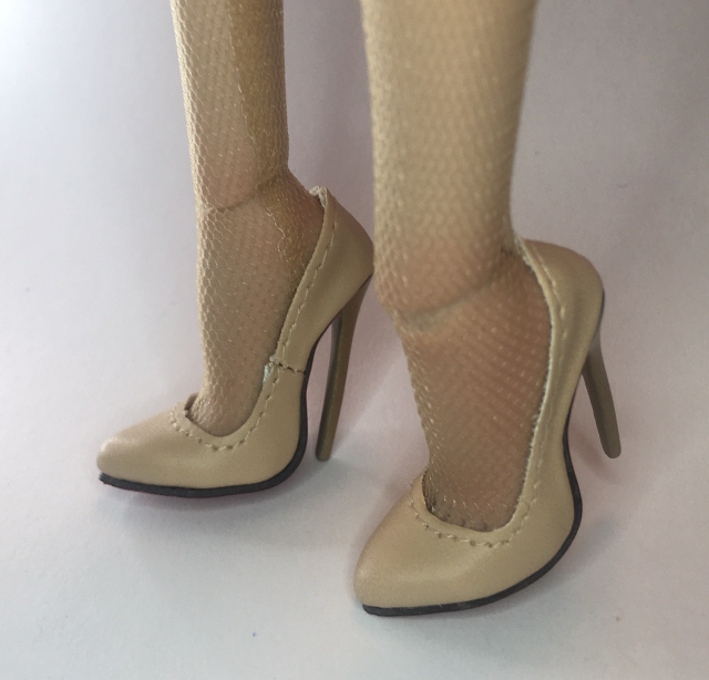 Classic Pumps (Extreme High Heel)