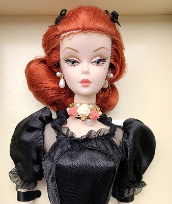 Fiorella Silkstone Barbie - Paris Exclusive