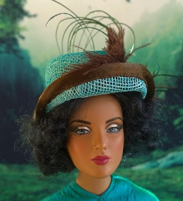April Breeze (Hats by Gudrun)