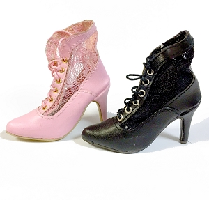 Lacy Ankle Boot (For American Model)