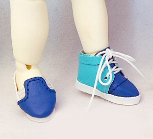Lace-up Play Shoe (For Tiny BJD)
