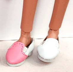 Slip-on Shoes (For Tiny BJD)