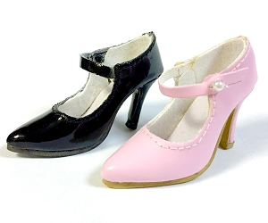 Strap Pumps (For Dede/Deanna)