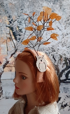 Last Leaves to Count (Hats by Gudrun)