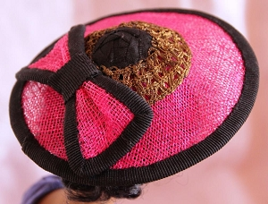 La Vie en Rose (Hats by Gudrun)