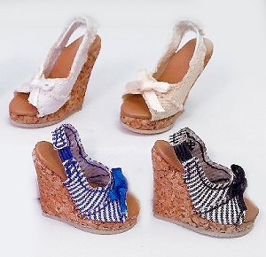 Cork Wedges (For Jem)