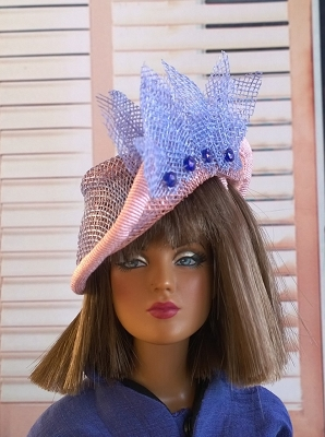 The Thrill of Spring (Hats by Gudrun)