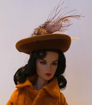 Autumn Wind (Hats by Gudrun)
