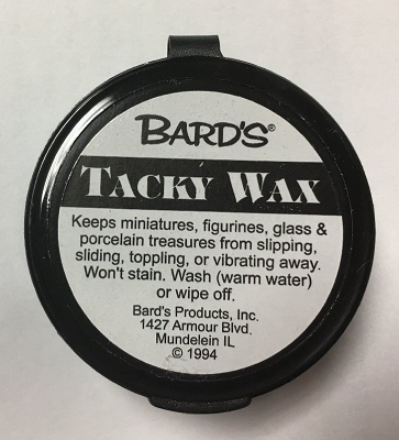 Bard's Tacky Wax