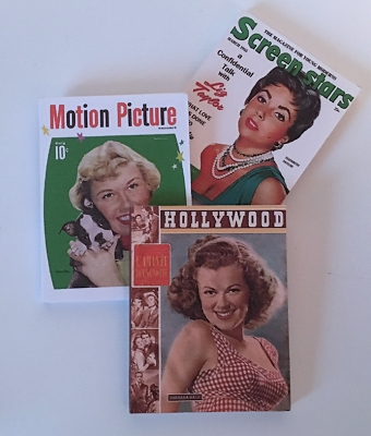 Hollywood Magazines (set of 3)