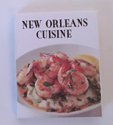 New Orleans Cuisine Cookbook