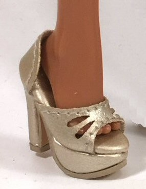 Cut-out Pump  (For Fashion Royalty)