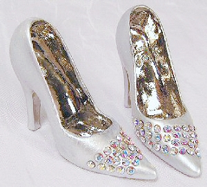 Classique Facets Rhinestone Pumps (For Tyler/Gene)