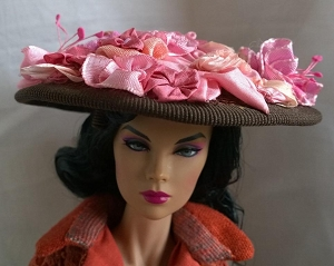 Flower Power (Hats by Gudrun)