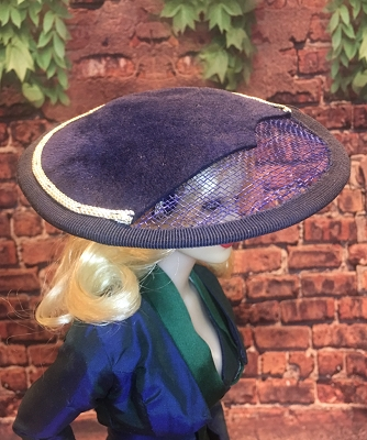 Half Moon (Hats by Gudrun)