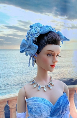 Hortensia (Hats by Gudrun)