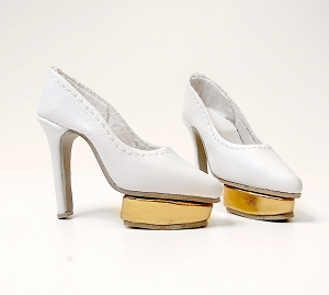 Box Platform Pumps (For Tyler)
