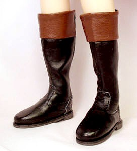 Riding Boots (For Matt/Athletic)