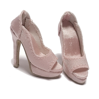 Platform Open Toe Pumps  (For Tyler)