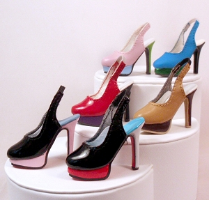 Platform Slingbacks (For Ellowyne)