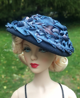 *SALE* Don't Kink My Stem (Hats by Gudrun)
