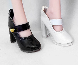 Retro Mary Janes (For Jem)