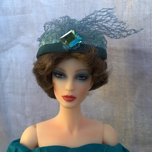 Mistress of the Flat Waters (Hats by Gudrun)