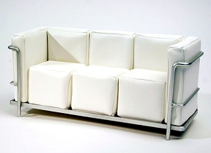 Modern Box Sofa by Horsman (For 16