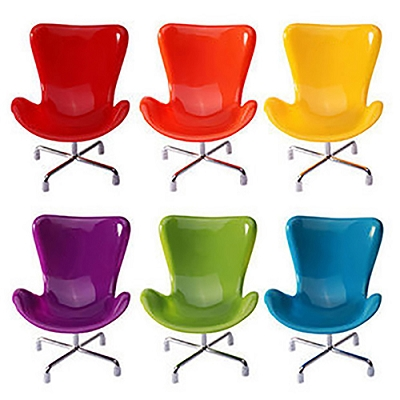 Bright Mod Chair