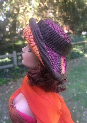 Ray of Light (Hats by Gudrun)