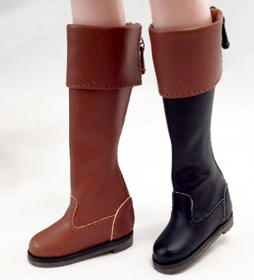 Riding Boots (For Flat Foot Tyler)