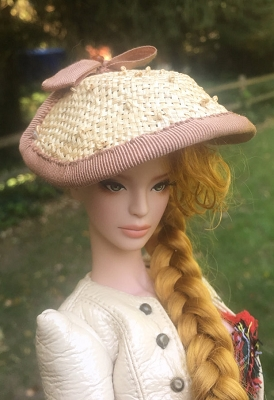 *SALE* Something Hazel (Hats by Gudrun)