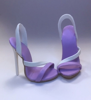 Strappy Sandals (Extreme High Heel)