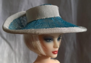 Summer Sky (Hats by Gudrun)