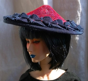 The Chinese Way (Hats by Gudrun)