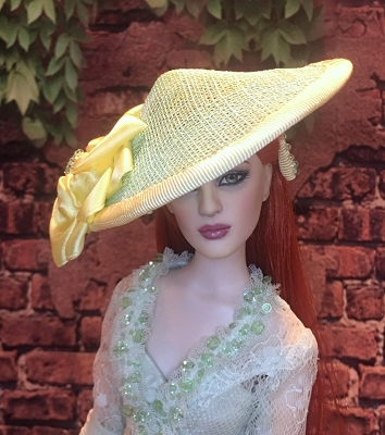 Waterlily (Hats by Gudrun)