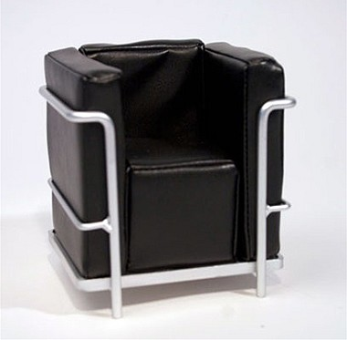 "Modern Box Chair by Horsman (For 12"")"