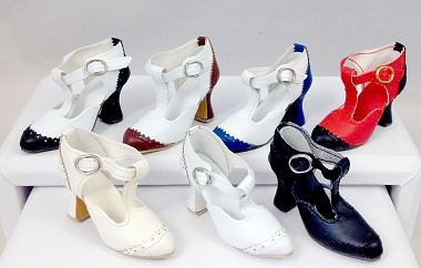 T-Strap Shoes (For American Model)