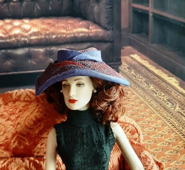 That's Why the Lady is a Snob (Hats by Gudrun)