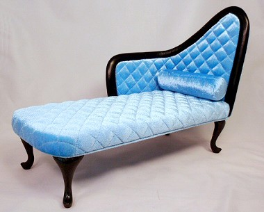 "French Chaise by Horsman (For 16"")"