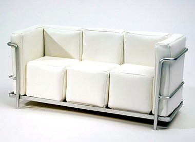 "Modern Box Sofa by Horsman (For 12"")"
