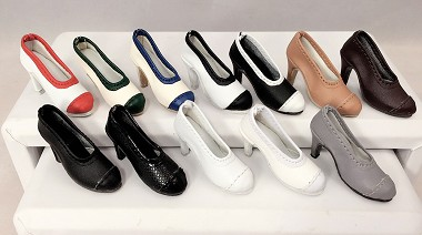 Round Toe Pumps (For Tyler)