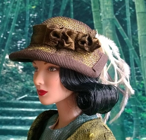 Leading Lady (Hats by Gudrun)