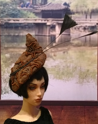 Melancholique (Hats by Gudrun)