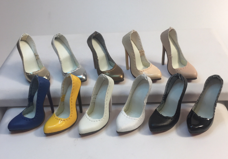 HENGSCARYING Brand 11CM Female Extreme High Heels Pumps